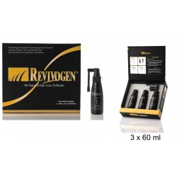 Revivogen Scalp Therapy 3 x 60ml (na 3 miesiące)