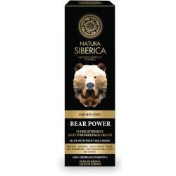 Przeciwzmarszczkowy Krem do Twarzy Bear Power od Natura Siberica 50ml