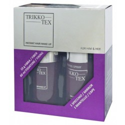 Trikkotex 60ml+10g Zestaw Zagęszczanie Włosów Mikrowłókna