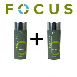 Focus Zagęszczanie Włosów 2 x 35g mikrowłókna do włosów