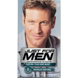 Just For Men H-25 Naturalny Jasny Brąz