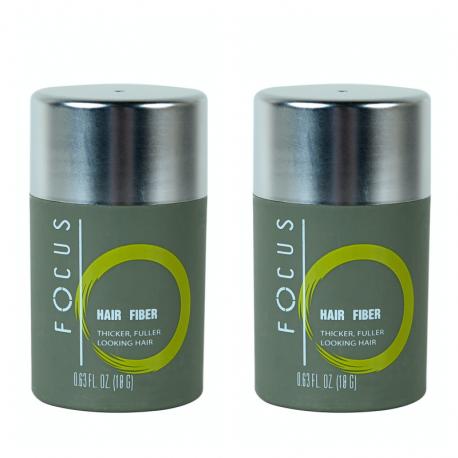Focus Zagęszczanie Wosów 2 x 18g mikrowłókna do włosów