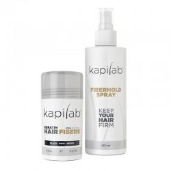 Kapilab Mikrowłókna - Kosmetyk Zagęszczający Włosy 12,5g