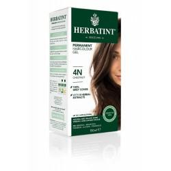 Herbatint Trwała Farba do Włosów 4N-KASZTAN Seria Naturalna