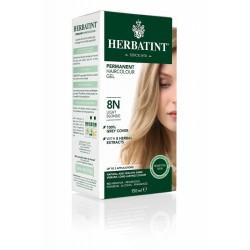 Herbatint 8N-JASNY BLOND Trwała Farba do Włosów Seria Naturalna