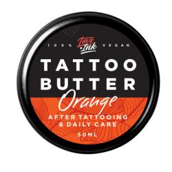 Loveink Masło Krem do Tatuażu Orange Pomarańcza 50ml