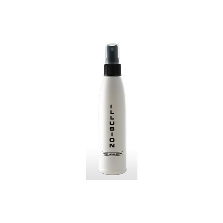 Illusion Fiber Hold Spray - Lakier do utrwalania mikrowłókien